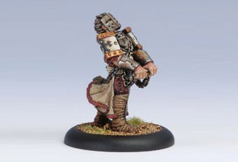 Privateer Press - Warmachine - Protectorate: Heavy Warjack Wreck Marker Model Kit
