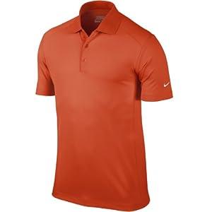 Nike Golf 2013 Polo pour Homme Dri-FIT Victory Tenue Habillement Sport Couleurs - Electro Orange - S