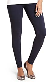 Cotton Rich Wide Waistband Stretch Leggings