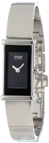 Citizen Women's EG2450-53E Eco-Drive Silhouette Bangle Watch