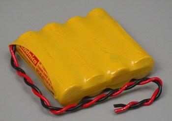 Sanyo 4N700AAC Rx NiCd Pack Flat 4.8 70 SAN4N700AA-4.8V