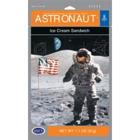 Astronaut Ice Cream Sandwich (10 Packages)