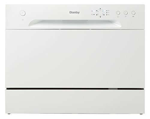 Dishwashers Danby DDW621WDB Countertop Portable Automatic Quick Clean ...