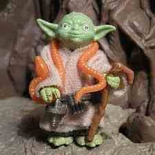 Kenner Vintage Star Wars Empire Strike Back Yoda - Action Figure From 1980