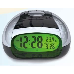 Talking Alarm Clock for Blind or Low Vision