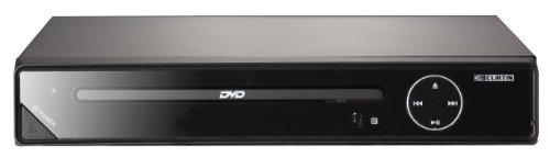 Curtis DVD6655 Compact HDMI DVD Player and 1080p Up-Convert