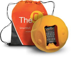 TheO SmartBall: The Fun Way to Learn! Works with iPhone & Android phones.
