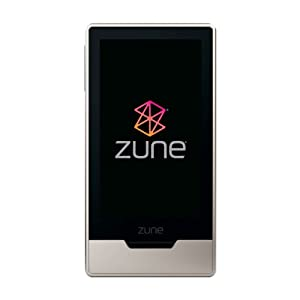 Zune HD 32 GB Video MP3 Player (Platinum) by Microsoft