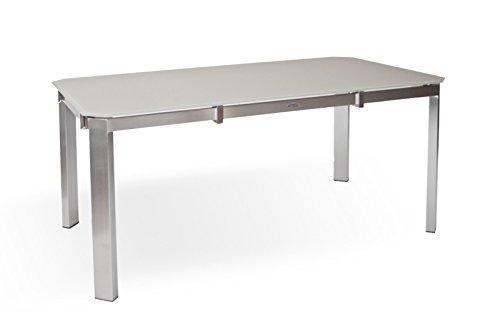 Diamond Garden Tisch Turin 160 x 90 taupe günstig online kaufen