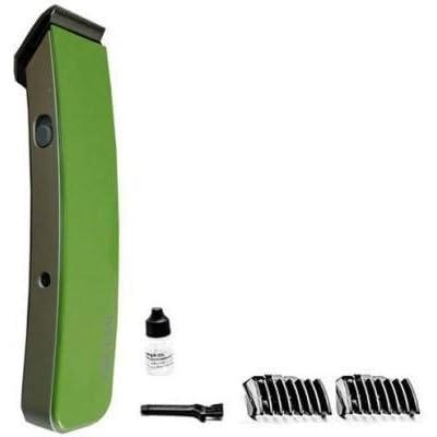 Maxel Ak-216 Trimmer for Men - Green