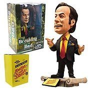 "Breaking Bad Figura ""Bobblehead Saul Goodman Red Tie Exclusive"""
