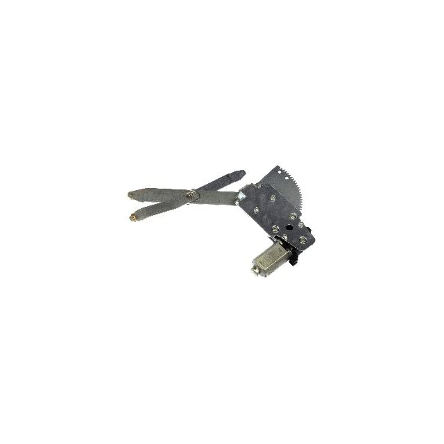 Dorman 741 944 Front Driver Side Replacement Power Window Regulator with Motor for Select Volvo Models