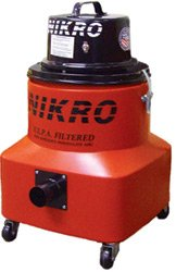 Nikro 2 Gallon HEPA Lead Vacuum LV02 (Lead Hepa Vacuum compare prices)