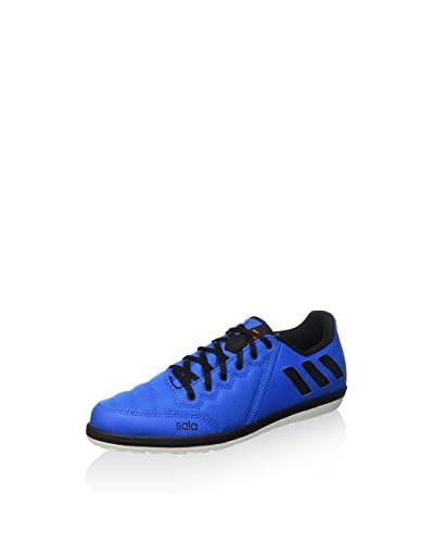 adidas Zapatillas de fútbol Messi 16.4 STReet Azul