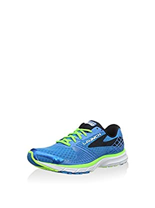 Brooks Zapatillas Deportivas Launch 3 (Azul / Verde)