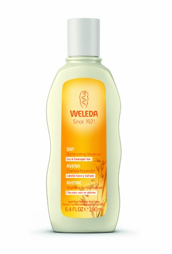 Weleda shampoo riparazione con estratti naturali di avena 190 ml