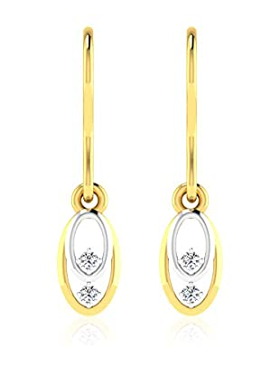 Friendly Diamonds Pendientes FDT50106Y Oro Amarillo