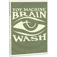 Toy Machine Brainwash DVD ( sz. One Size Fits All )