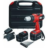 Black & Decker HPD18K-2 18-Volt Ni-Cad 3/8-Inch Cordless Drill/Driver Kit