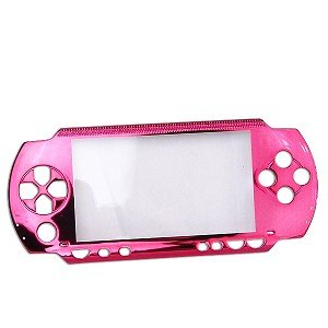 PSP Replacement Faceplate Cover (Red)