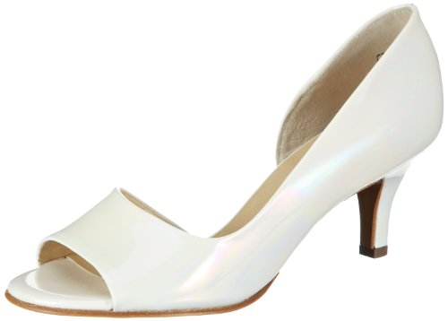 Peter Kaiser JAMALA Sandals Women White Weià (WEISS PETRO 464) Size: 41.5