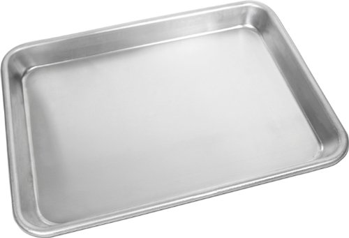Fat Daddio's 18-Gauge Aluminum Quarter Sheet Pan