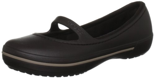 Crocs Crocband Winter, Damen Mary Jane Ballerina