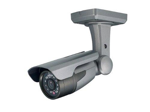 Monoprice 110899 700TVL Next H-Bird II 4mm Lens 2DNR 55pi LED DC12V Bullet Camera