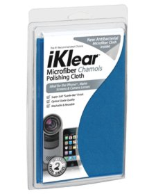 Iklear (Ik-Mck) Microfiber Chamois Style Polishing Cloth back-673982