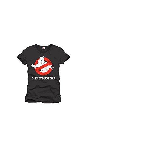 Ghostbusters T-Shirt Logo black Size M CODI