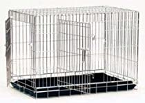 "Precision Pet® Chrome Great Crate™ 48x30x33"""