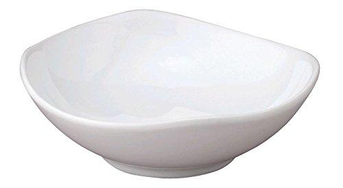 Hic T-213 Porcelain Soy Sauce Dish, White, 3-1/4