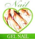 Full Color Nail Art Design Book 1000 Demonstrations for Fingernail & Toenail, Gel Nail