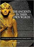 The Ancients in Their Own Words (1435107241) by Michael Kerrigan