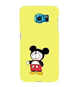 Ebby Premium Printed Mobile Back Case Cover With Full protection For Samsung Galaxy S6 Edge+ G928/Samsung Galaxy S6 Edge Plus G928F (Designer Case)