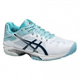 ASICS Gel-Solution Speed 3 Women's Scarpe Da Tennis - AW16 - 39.5