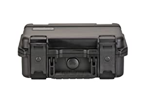 SKB i-Series GoPro Camera Case (Holds 2), Black