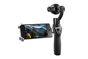 DJI 4K, UHD 7x Zoom Handheld 4K Camera Osmo+ Black