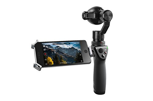 DJI-4K-UHD-7x-Zoom-Handheld-4K-Camera-Osmo-Black