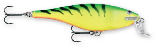 Rapala Super Shad Rap 14 Fishing lure, 5.5-Inch,