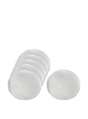 Pordamsa Set of 6 Handmade Porcelain 9