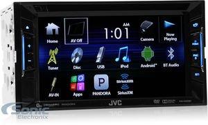 jvc-kw-v220bt-double-din-bluetooth-in-dash-dvd-cd-am-fm-receiver-w-62-touchscreen-pandora-support-an