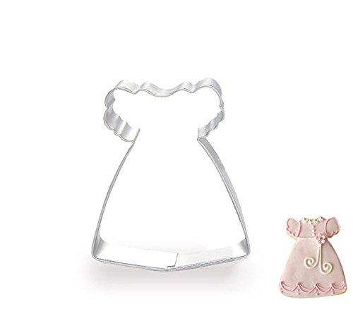 Gonna, DreamFlying-Stampino per biscotti, in acciaio INOX Skirt