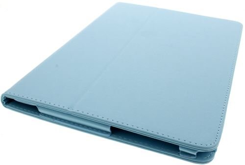 Neu! PU Leder Tasche / Hülle / Etui / Case für Samsung Galaxy Tab 2 - 10.1 P5100 - Blau