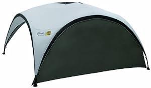 Coleman - Parasol para carpa de eventos, color gris/verde, 12 x 12 pies (3.65 x 3.65 m)