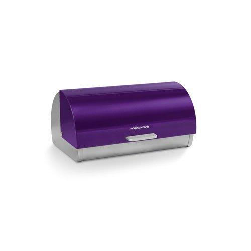 morphy-richards-accents-roll-top-bread-bin-purple
