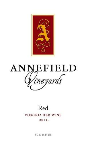 2011 Annefield Vineyards Red 750 Ml