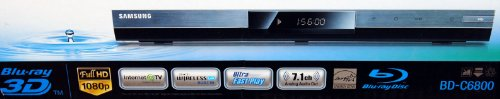 New 2010 SAMSUNG 3D BD-C6800 WI-FI Blu Ray Player Multi Zone Region Code Free DVD 123456 PAL/NTSC Blu Ray Zone A+B+C Player, DivX AVI MKV, NETFLIX, YOUTUBE ....100~240V 50/60Hz World-Wide Voltage. PAL or MULTI-SYSTEM TV is required to watch PAL DVDs (Free