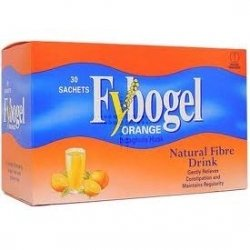 Fybogel Hi-Fibre Orange Fibre Sachets