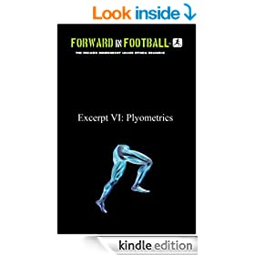 Soccer Plyometrics - Forward in Football VI (Forward in Football: Soccer Development Manuals Book 6)